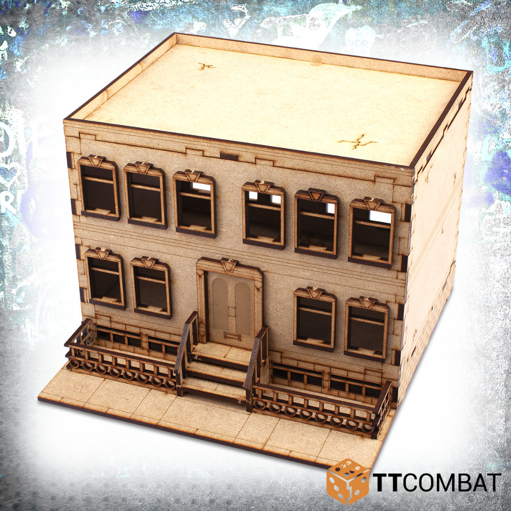A cool building by TTCombat. One of the prizes in Cardboard Dungeon Games Contest - Charity Raffle for July 2020