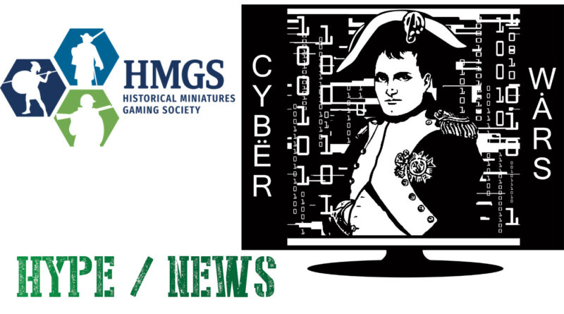 Previewing the HMGS Cyber Wars 2020 virtual gaming convention