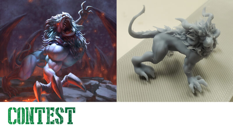 Genesis: Battle of Champions Miniature Painting Contest