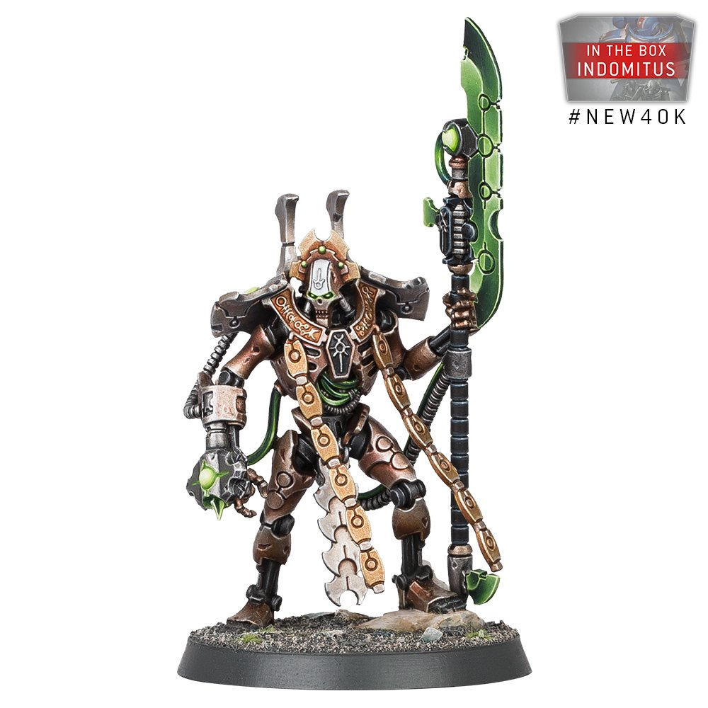 A Necron Lord