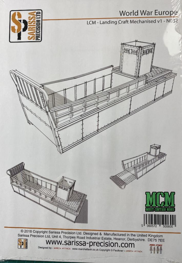 MDF Kits packaging.