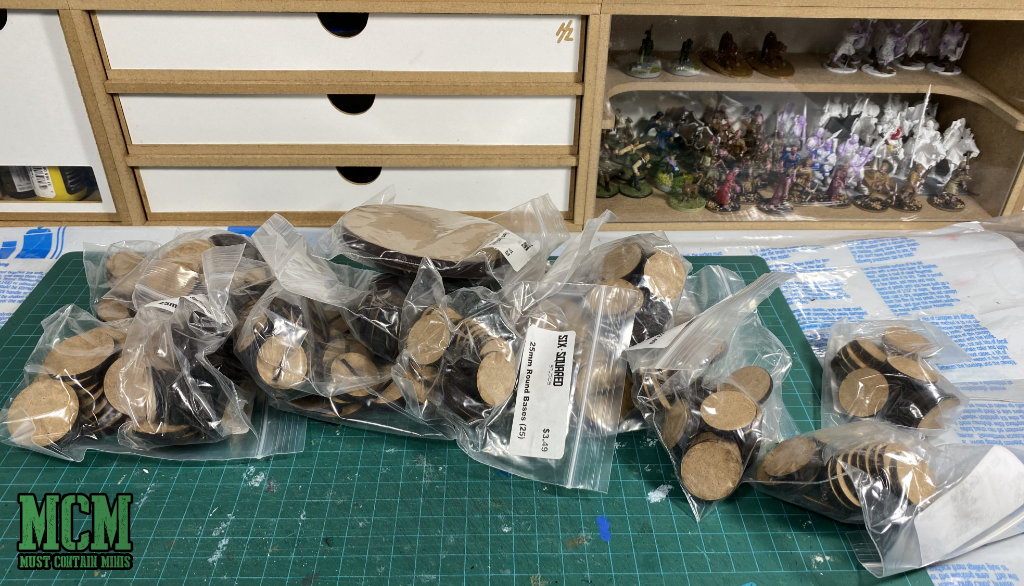 MDF Bases Review