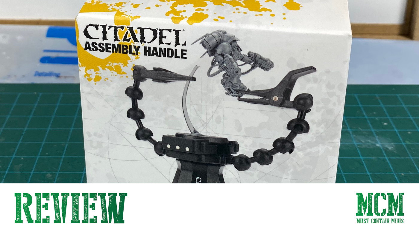 Citadel Assembly Handle Review