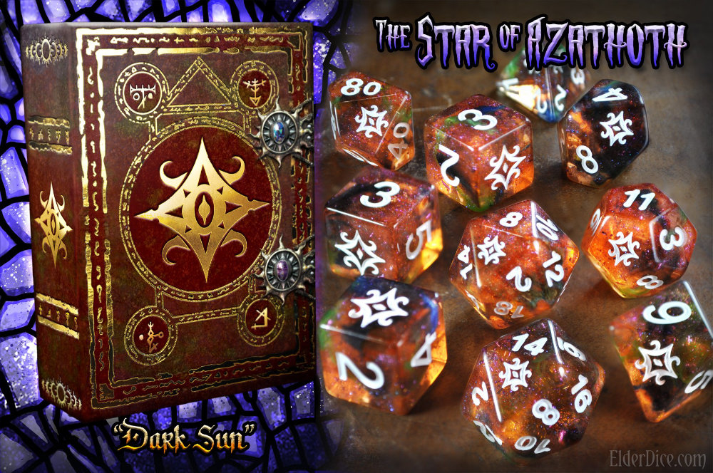 Dark Sun Star of Azathoth