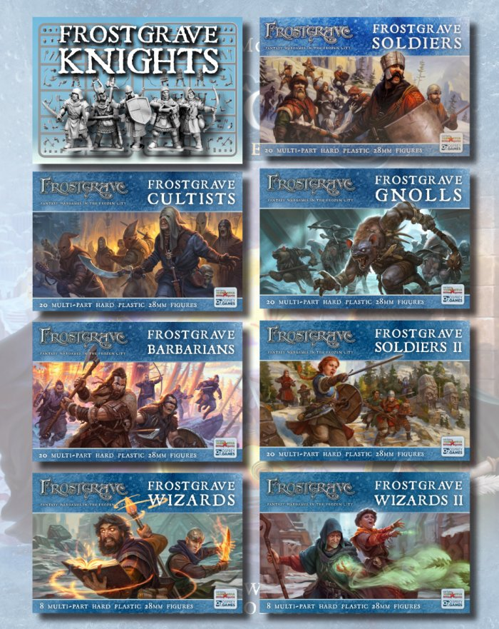 Plastic Miniatures Bundle