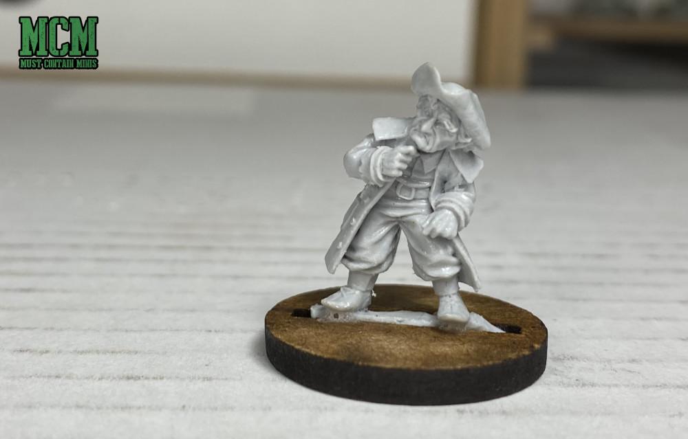 "Westfalia Miniatures Review - Male Klabooter ""Gordon Rumsley"""