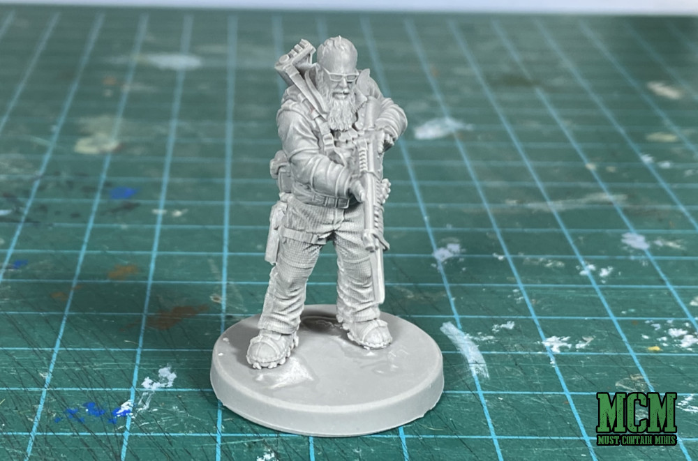 Review of Team Monster Miniatures for Cyberpunk Wargaming