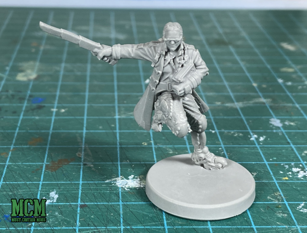 Monster Fight Club Cyberpunk Red Miniatures