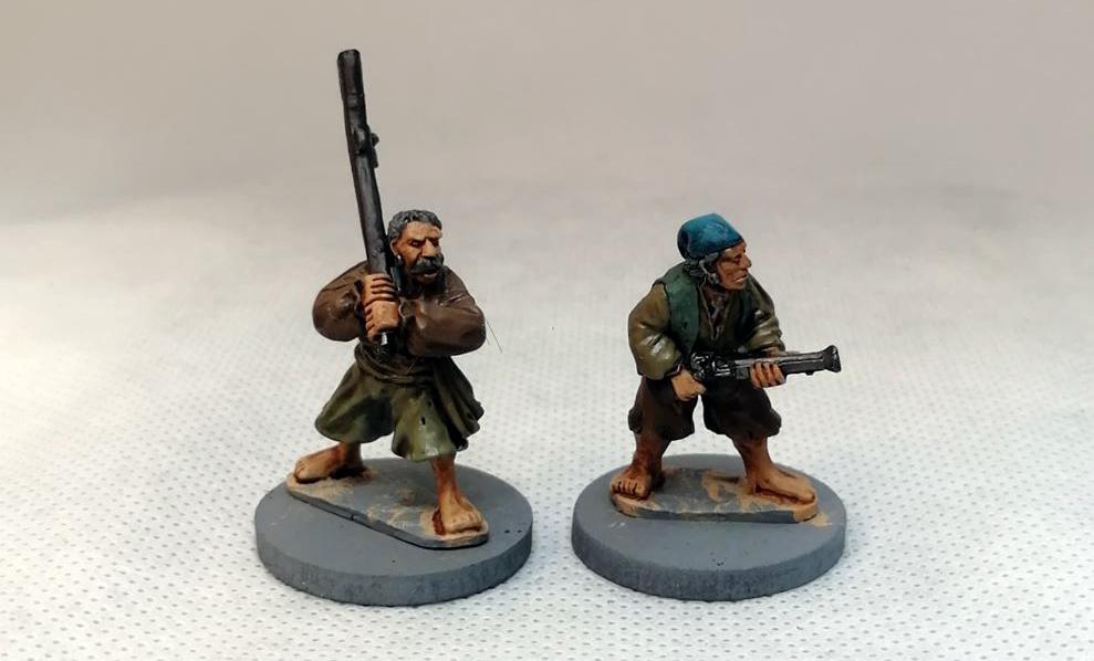 Wargames Foundry Cutthroats