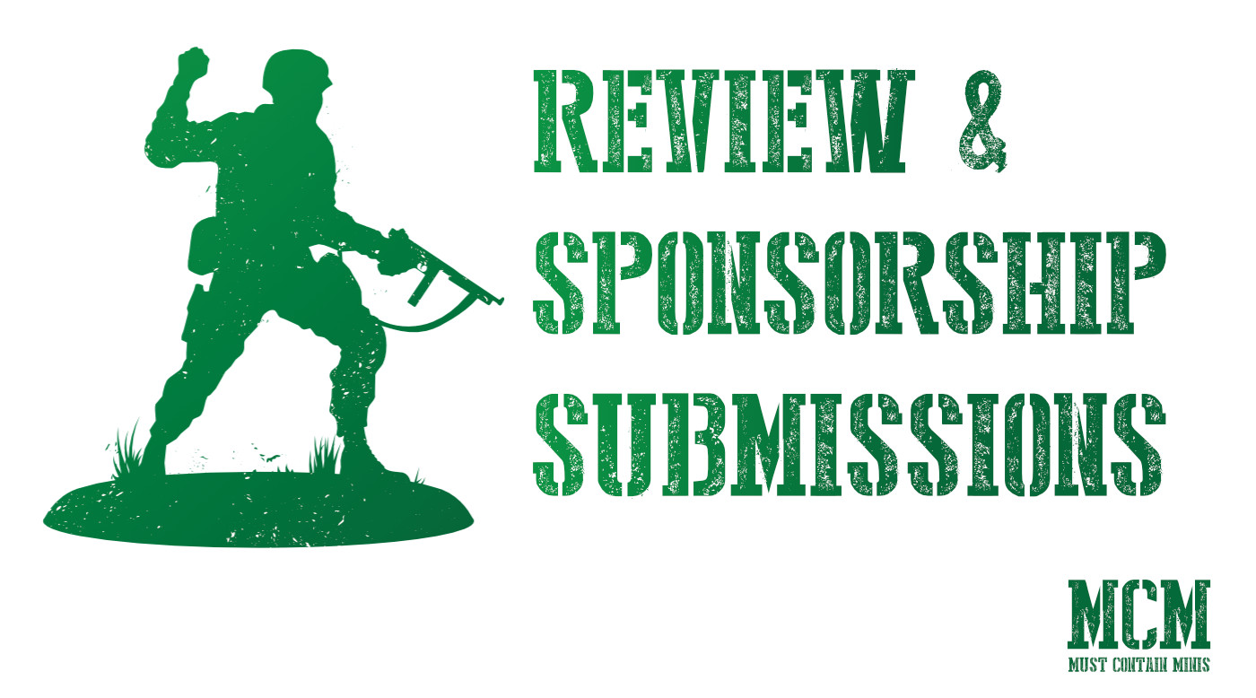 Review Submissions / Sponsorship Products