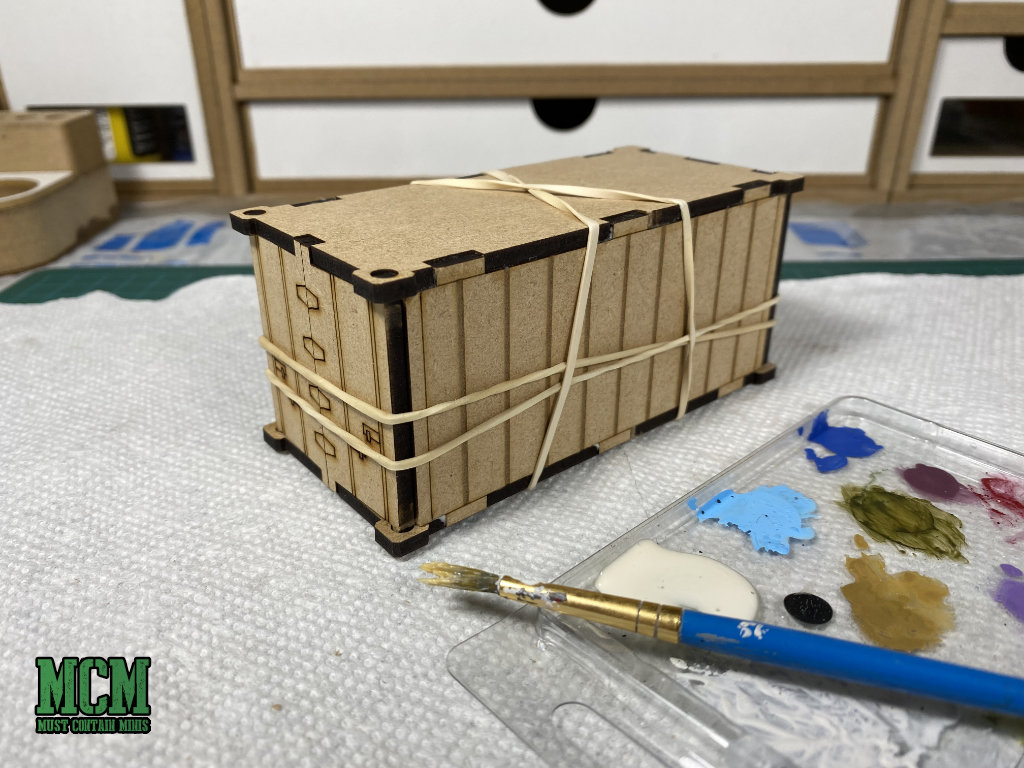 MDF Intermodal Containers Review