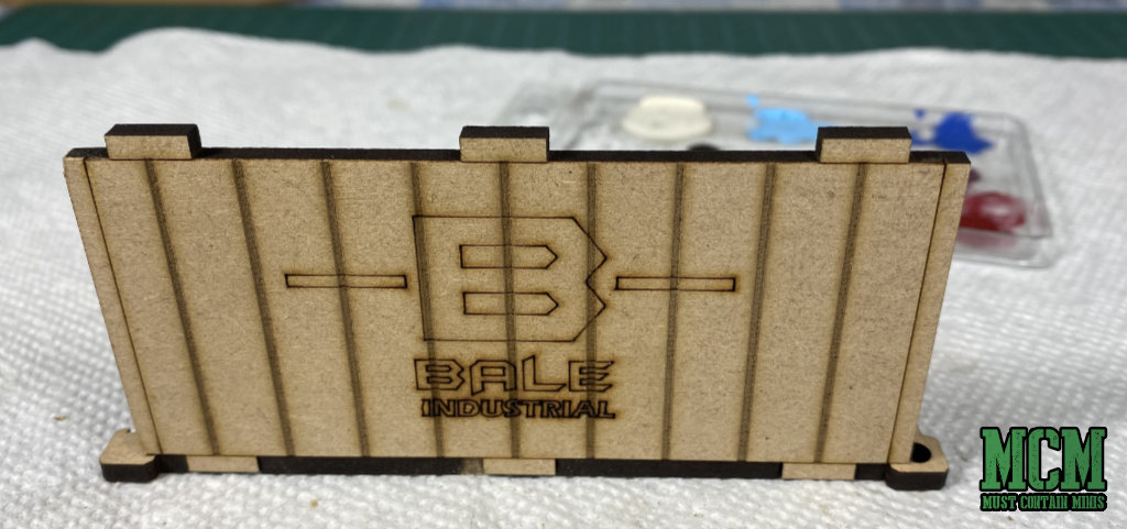 Building an MDF Intermodal Container by TT Combat - Review
