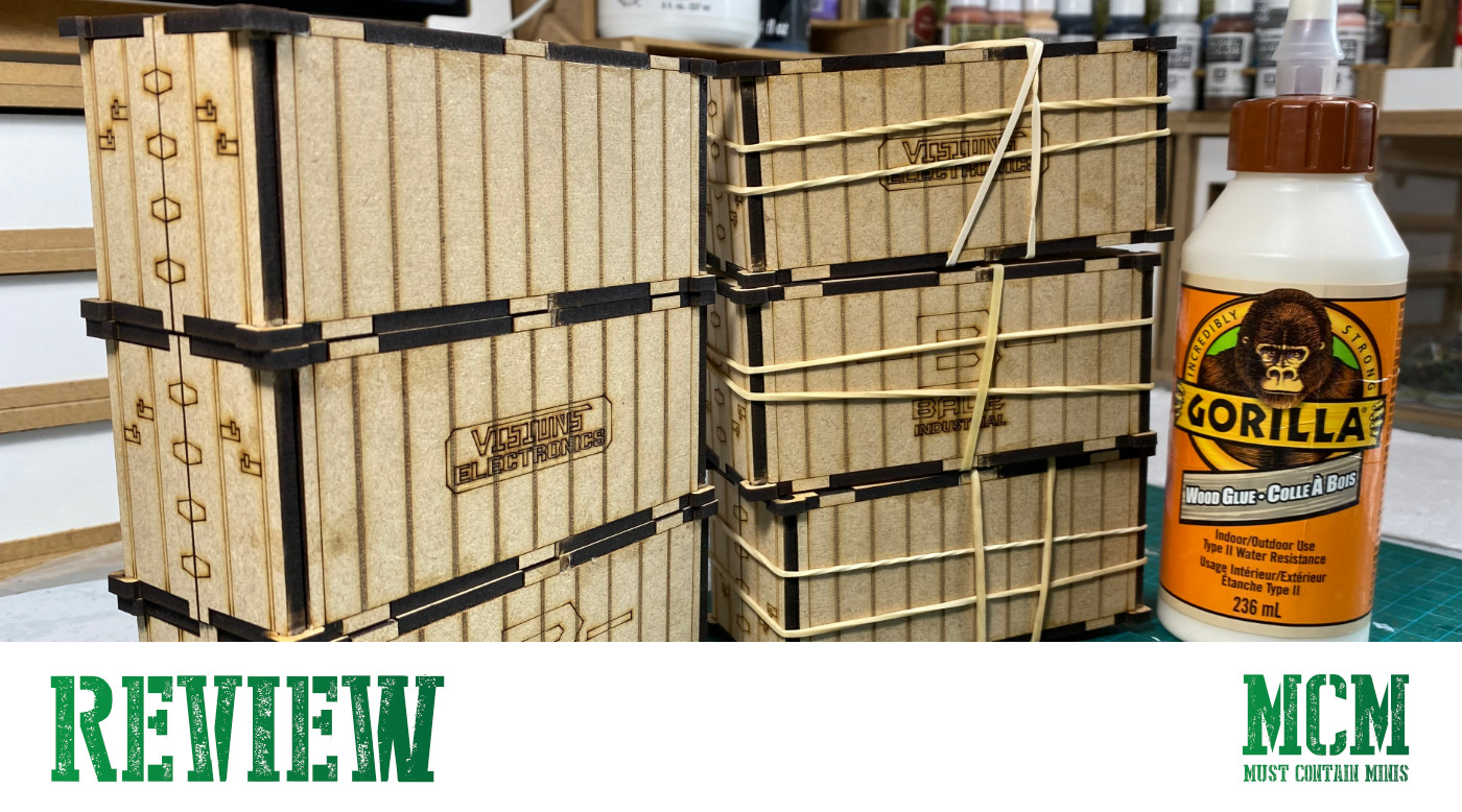 TTCombat MDF Intermodal Containers Review