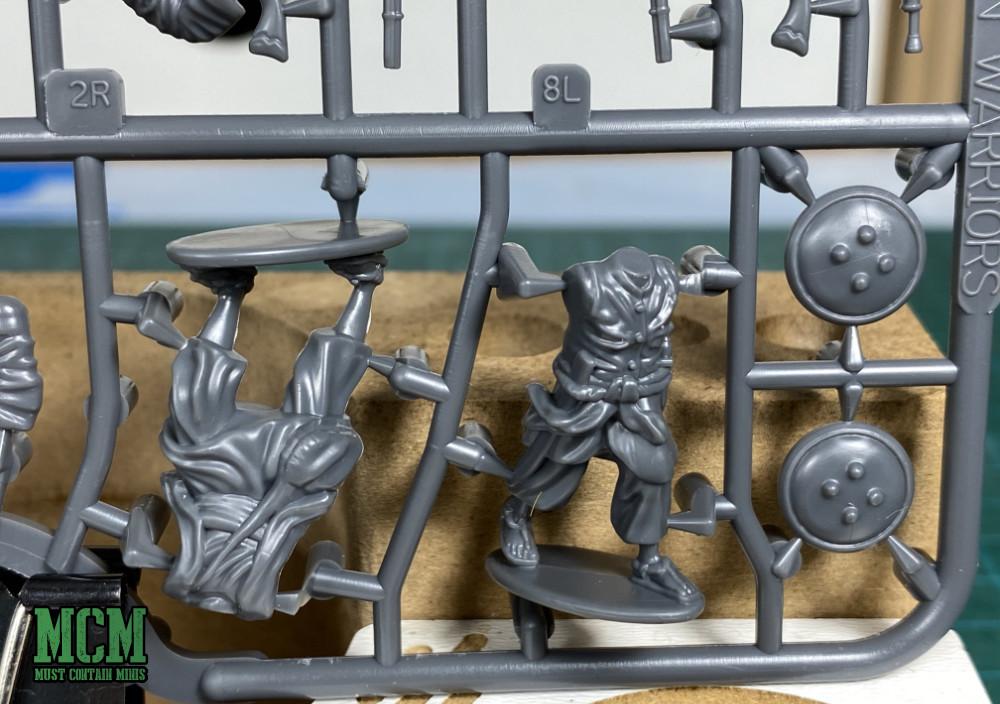 Plastic Miniatures Frame