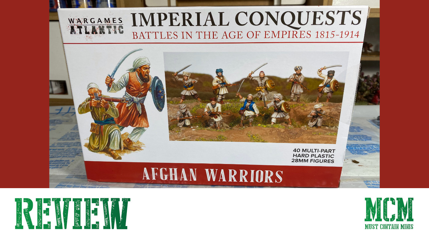 Wargames Atlantic Afghan Warriors Review