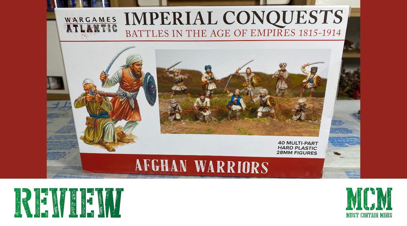 Wargames Atlantic Afghan Warriors Review