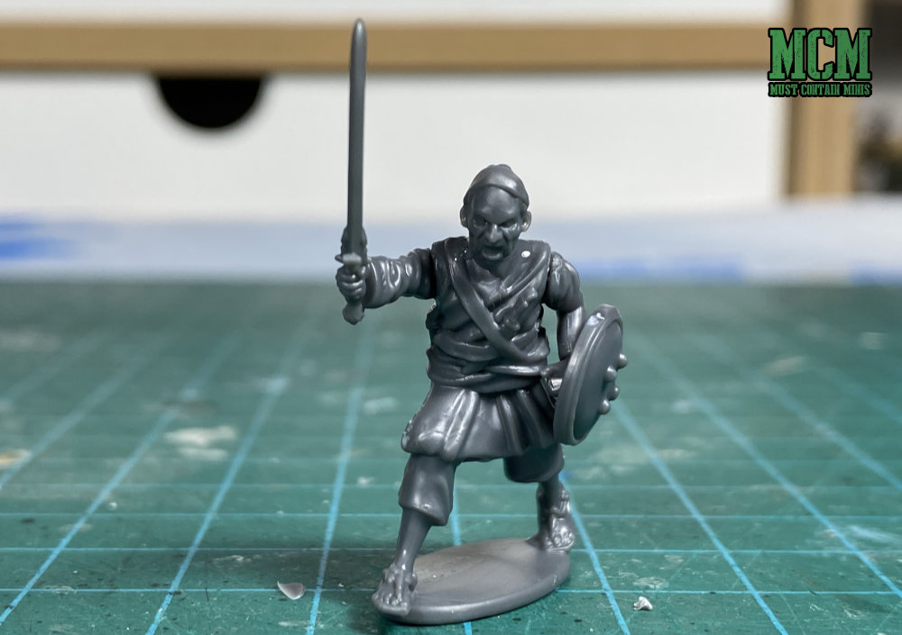 Afghan Warriors Miniatures Review - 28mm plastic