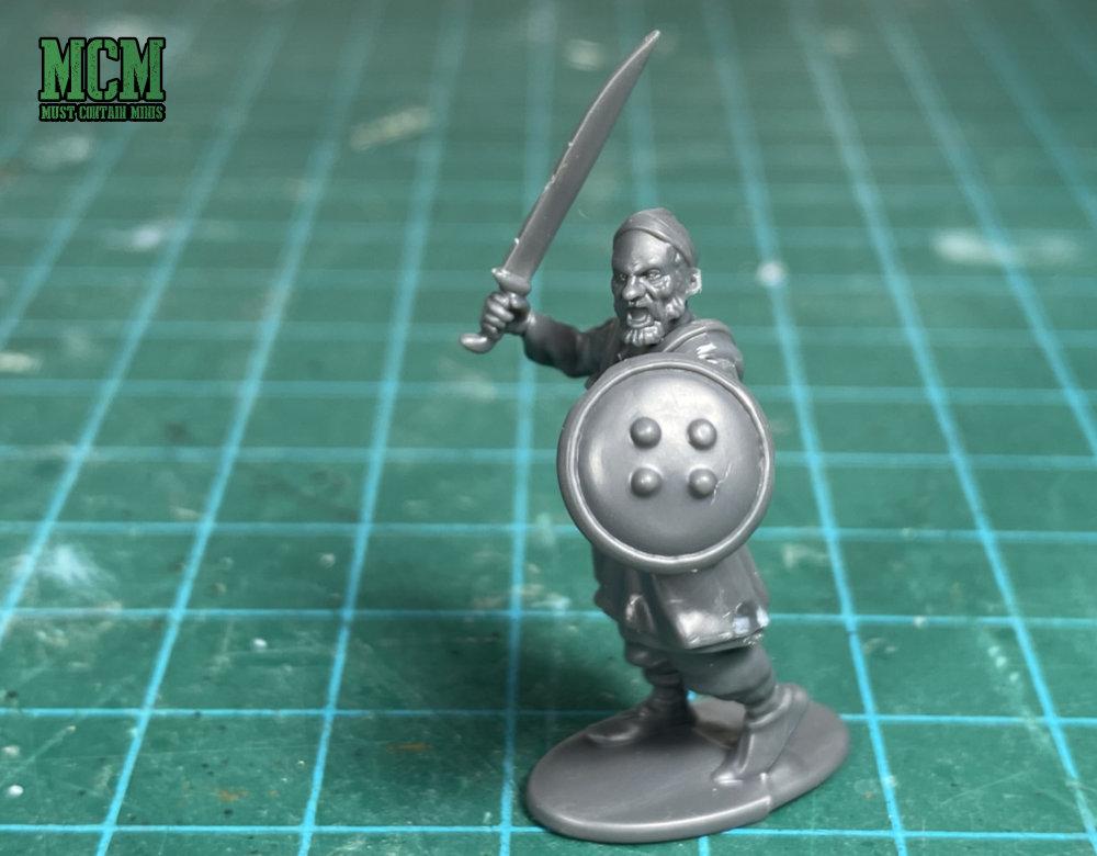 Wargames Atlantic Miniatures Review - 28mm plastic miniatures