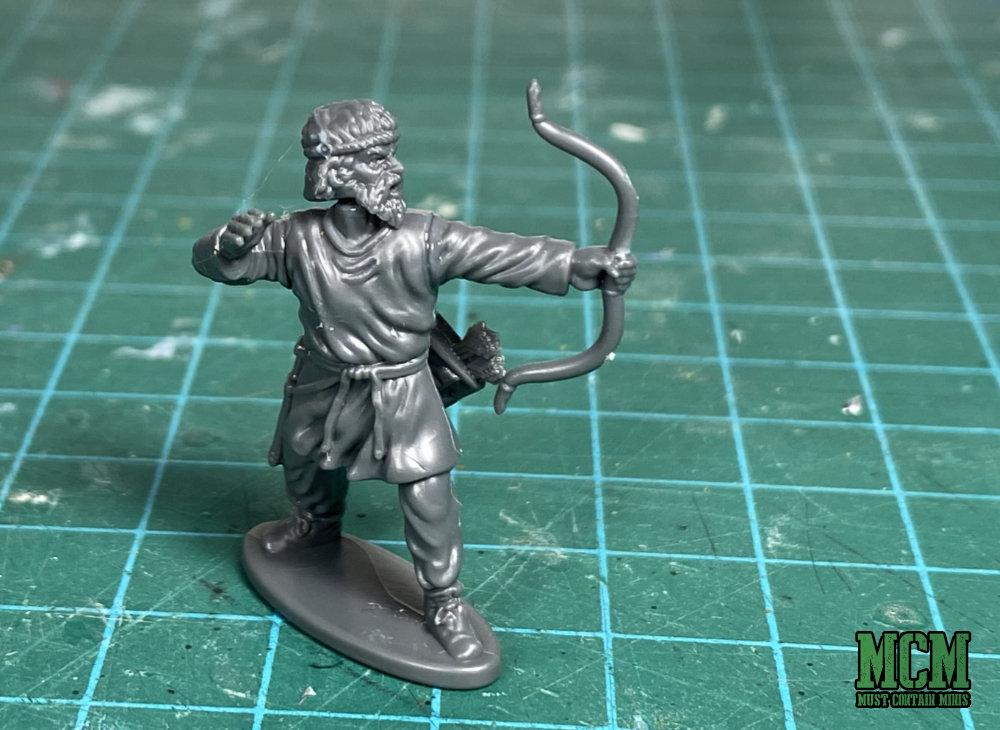 28mm Persian Infantry - Archer miniature