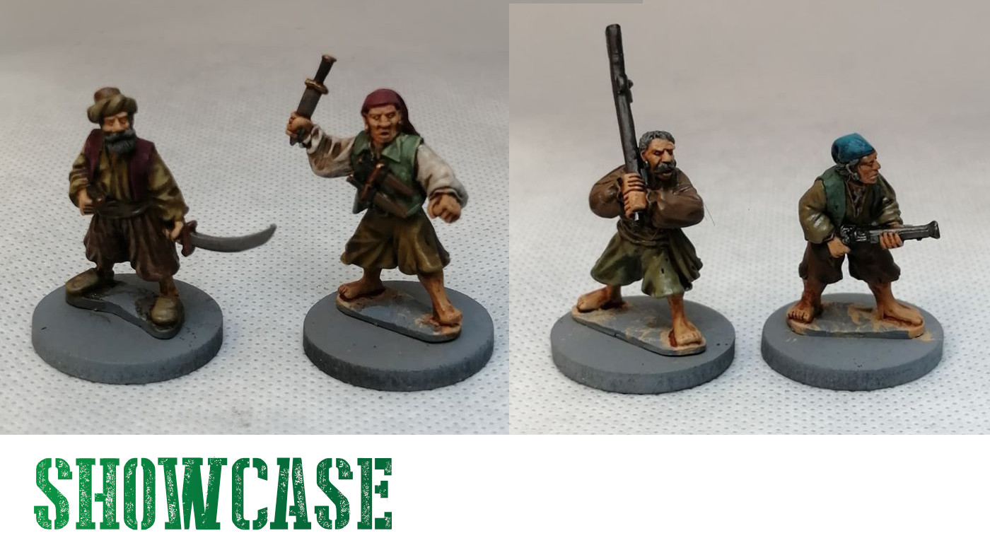 Wargames Foundry Pirates – Cutthroat Characters