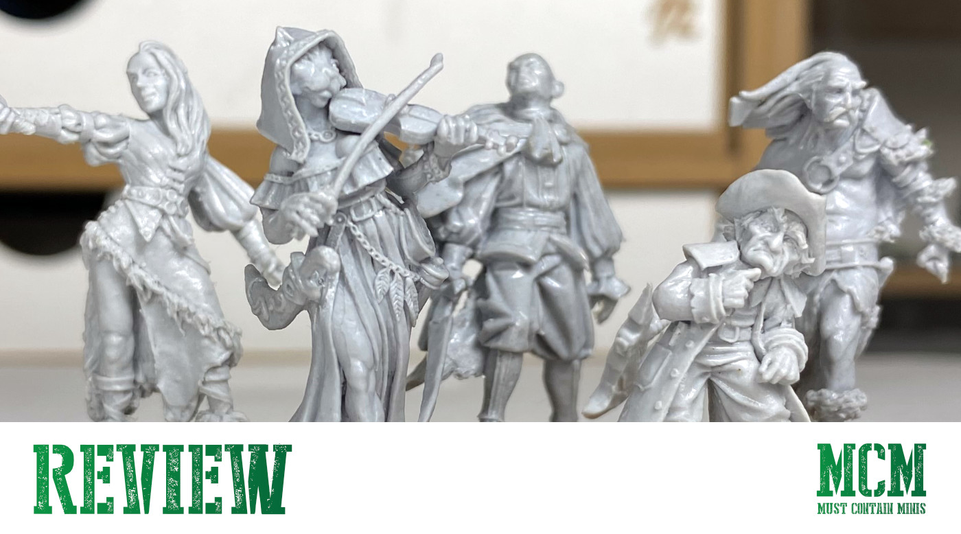Westfalia Miniatures Review and Preview