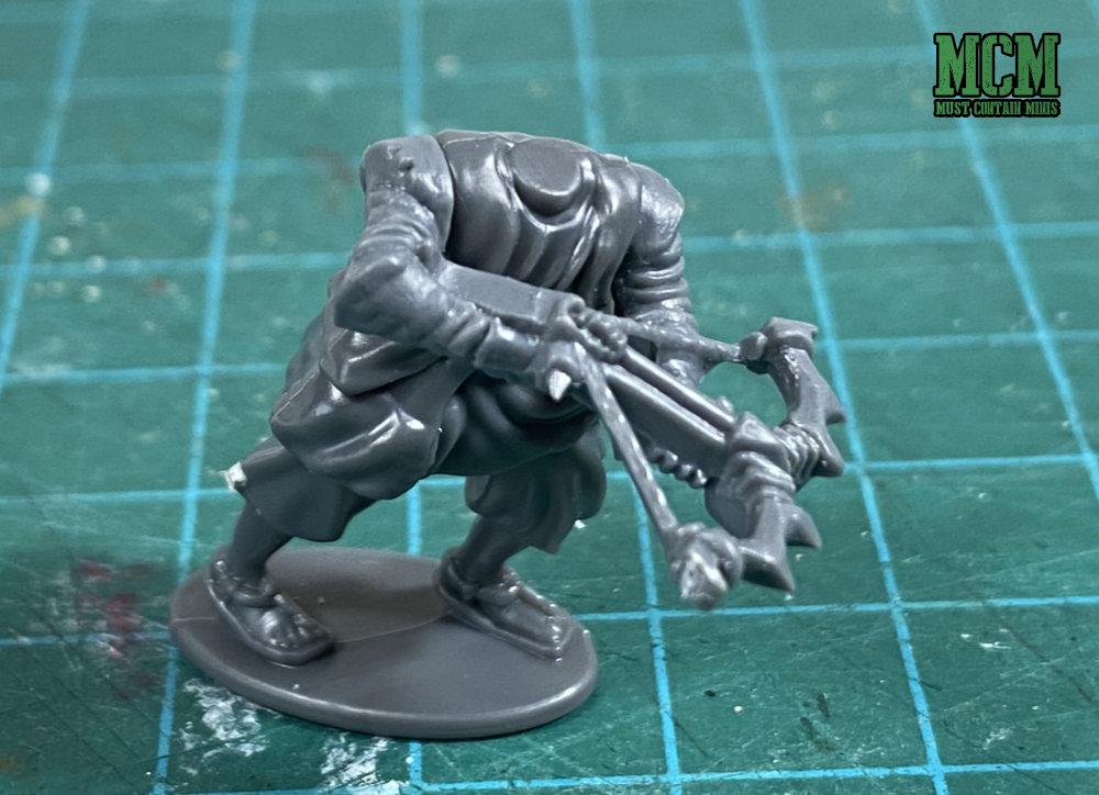 Kitbashing Wargames Atlantic Miniatures with Frostgrave