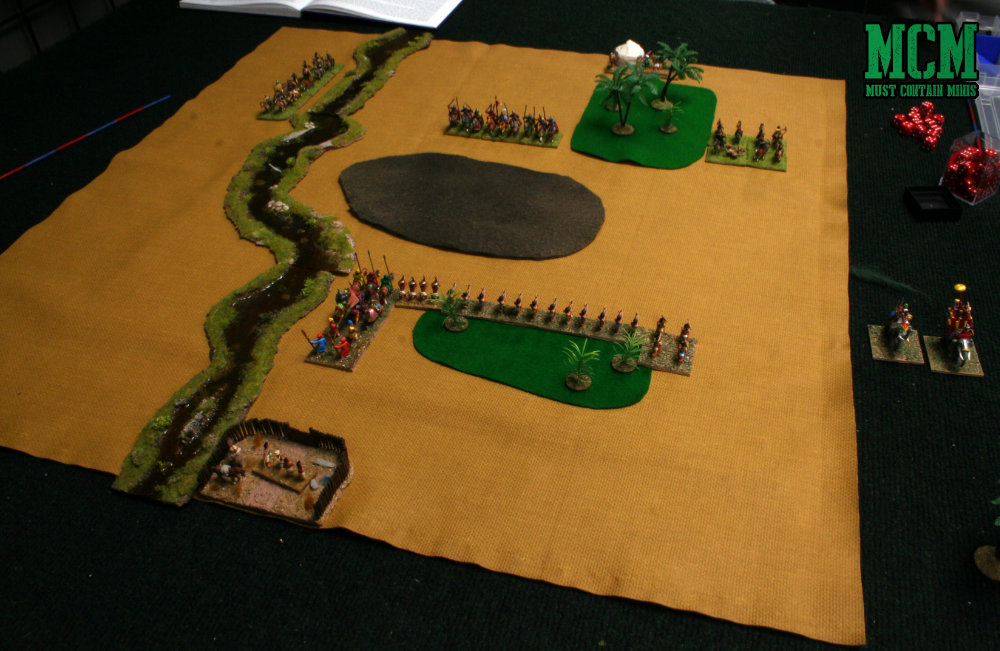 Historical games at Phoenix Games and Hobbies