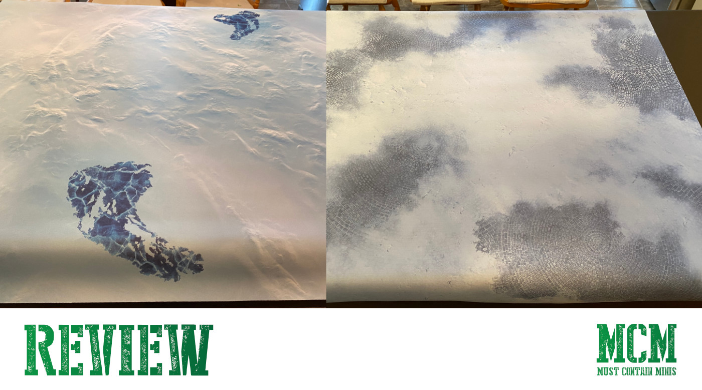 Terrain Review – Game Mat by CDG
