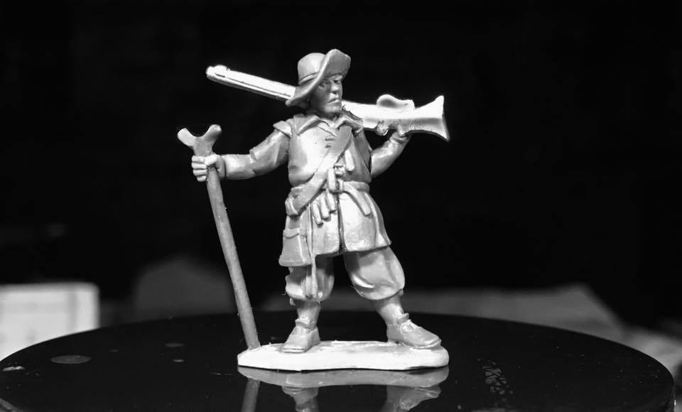 Crucible Crush News - Flint and Feather Contact Kickstarter