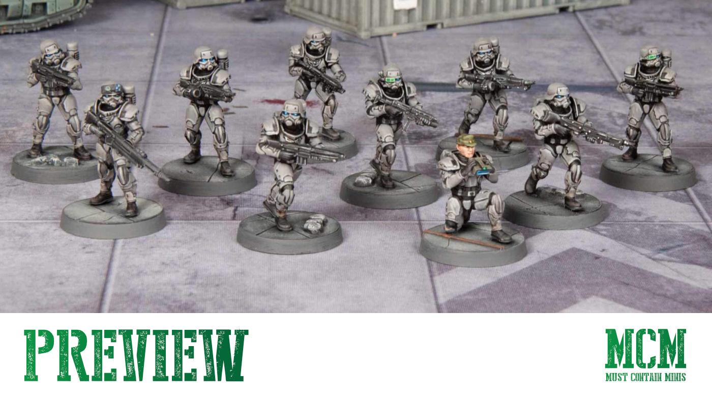 Eisenkern Stormtroopers Return with Wargames Atlantic