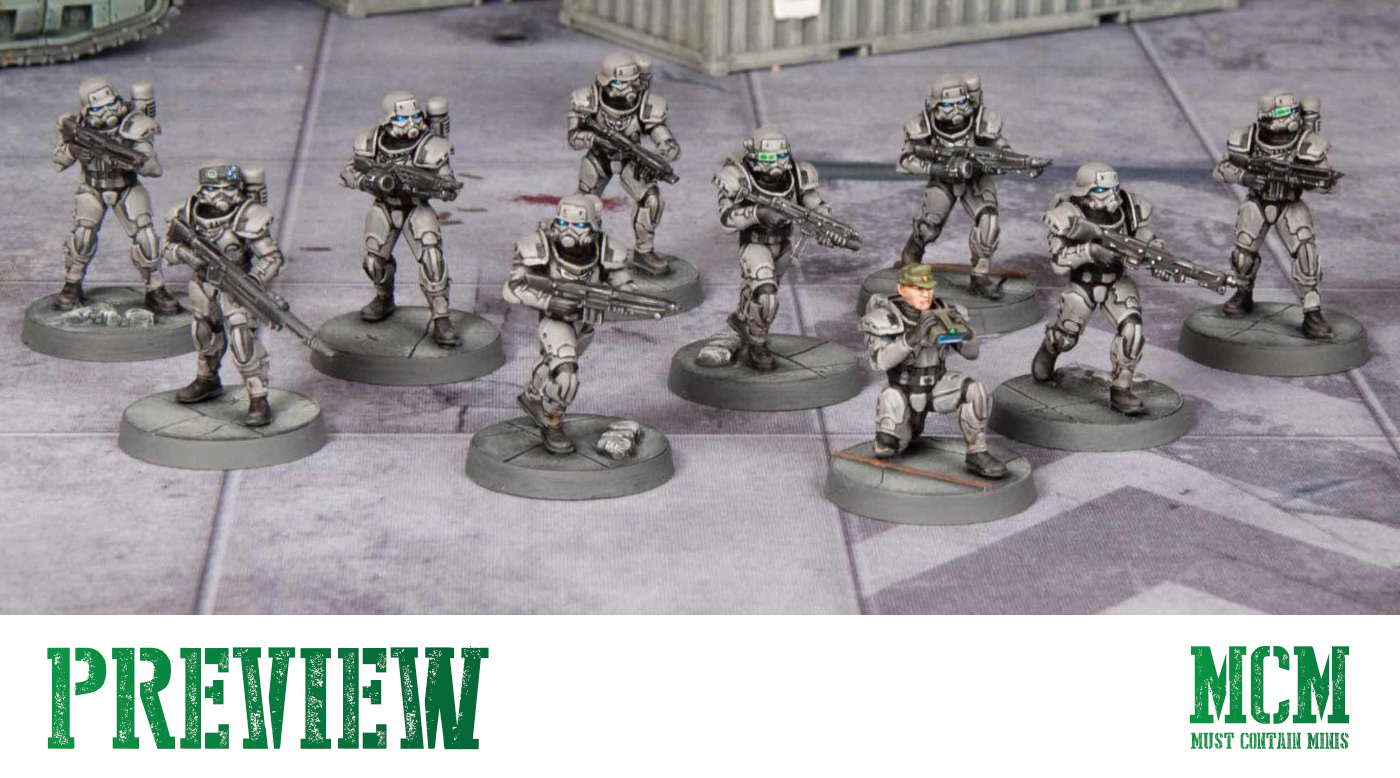 Eisenkern Stormtroopers Return with Wargames Atlantic