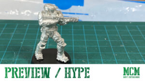 Preview – New Legions of Steel Miniatures