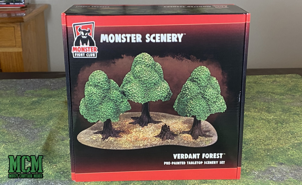 Monster Scenery Verdant Forest Wargaming Terrain by Monster Fight Club