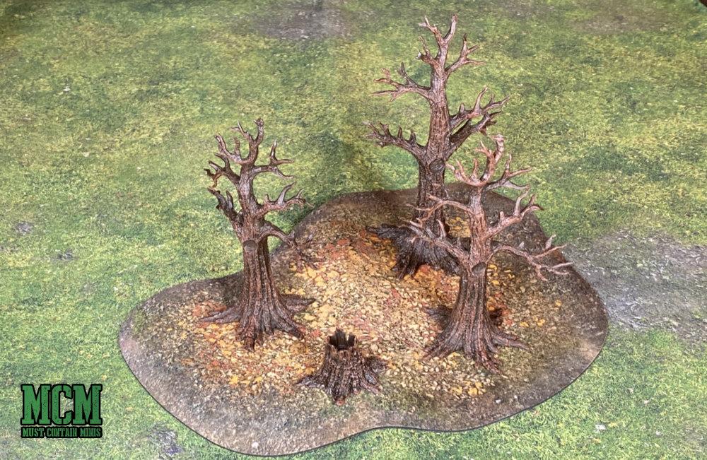 Monster Scenery Verdant Forest