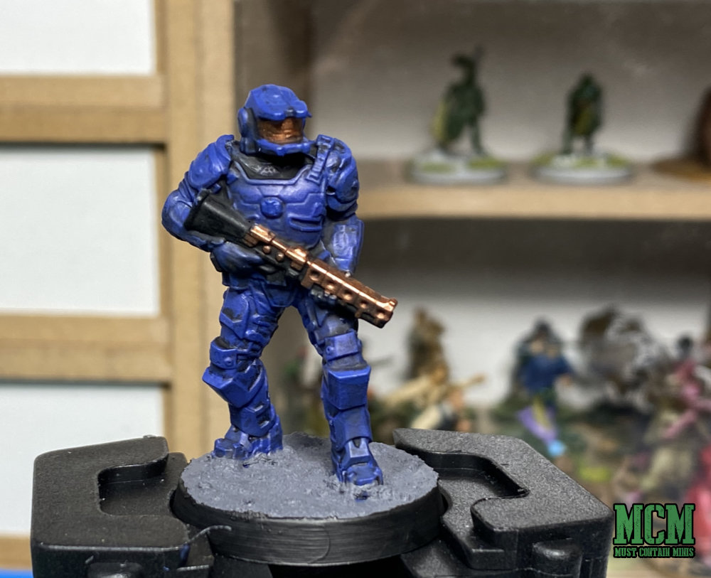 Painting a Legions of Steel Miniature - Review and Tutorial