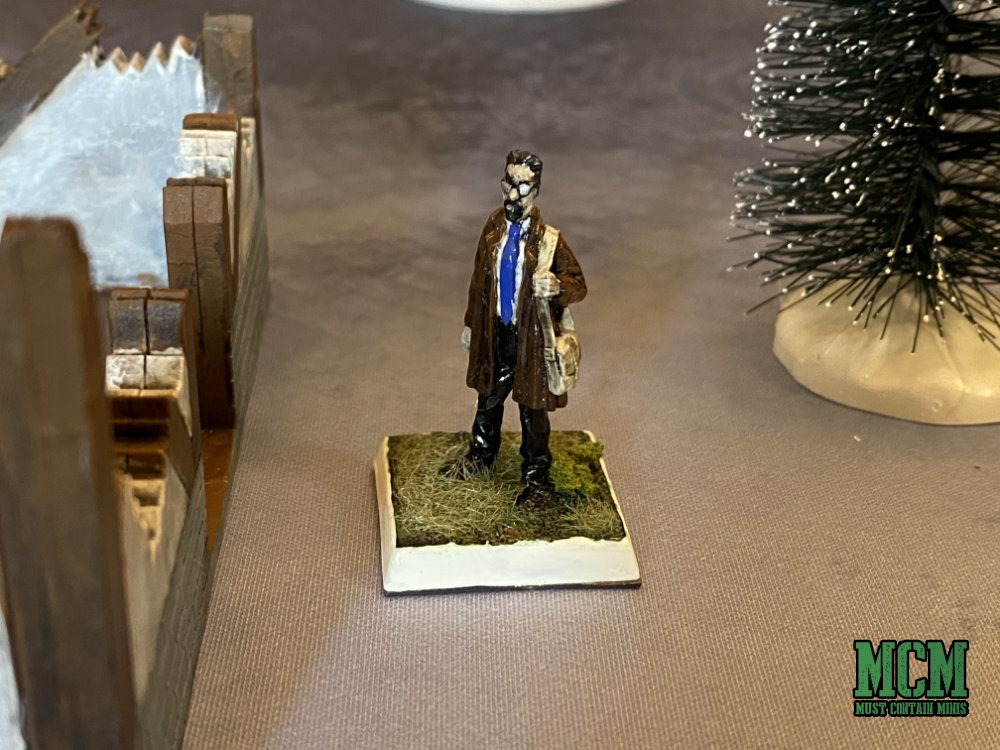 RAFM - Universal Modern Day Heroes Miniature - Johnny Depp.