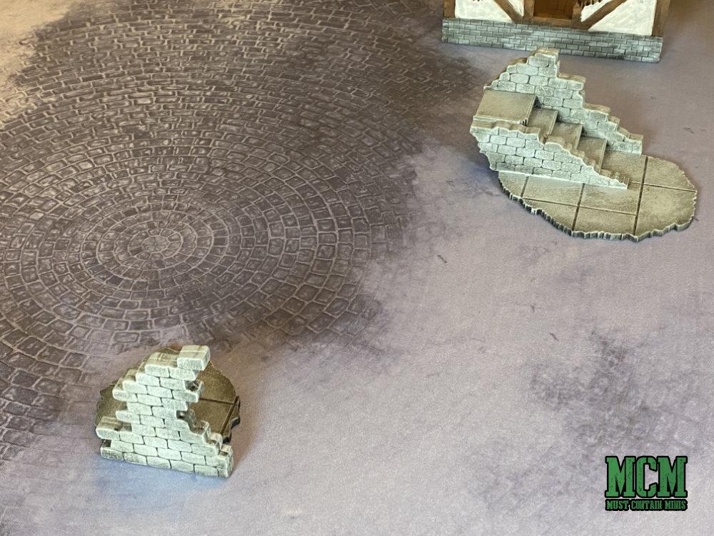 Adding terrain