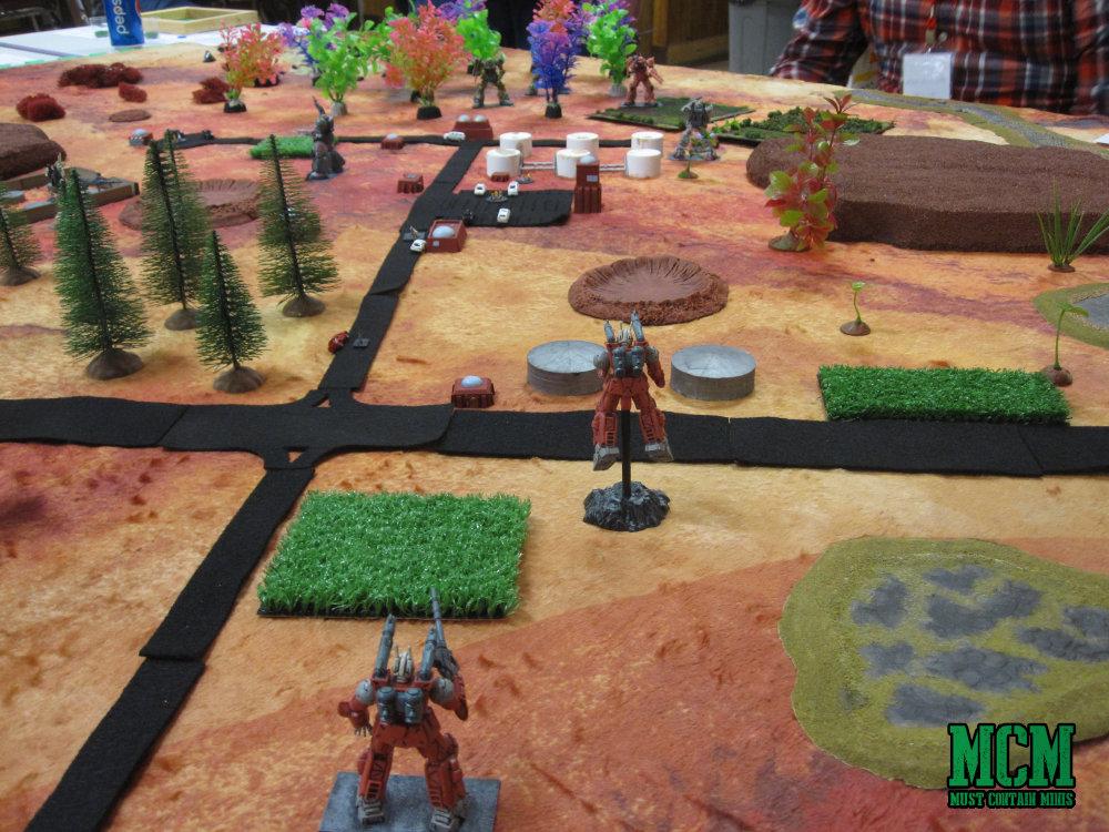 Gundam Miniatures Game