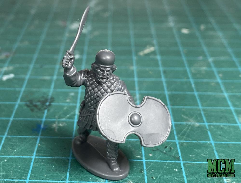 Building Ancient 28mm warriors