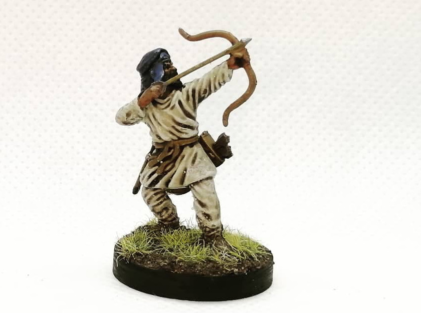 Painted Wargames Atlantic Persian Archer