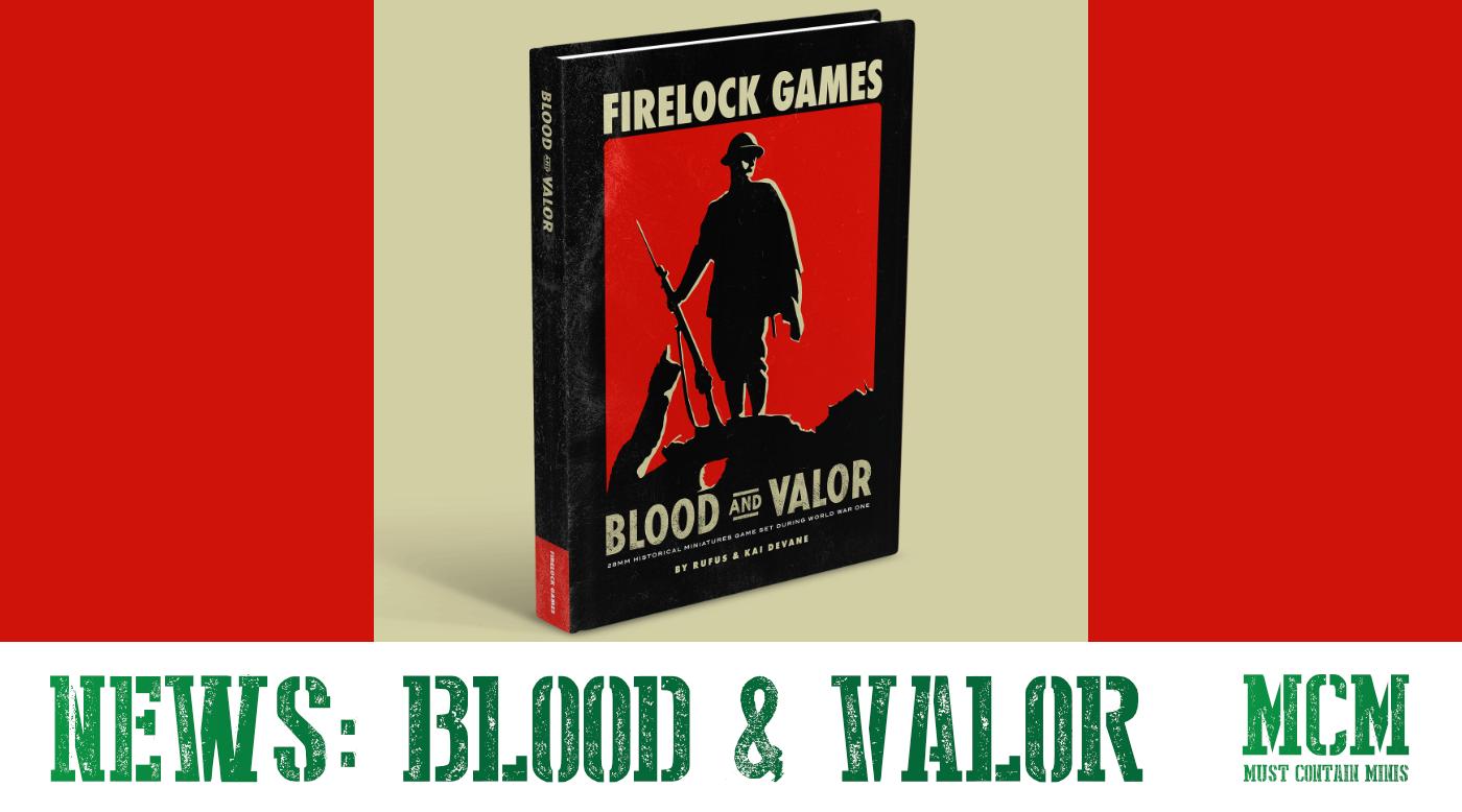 Blood & Valor News for 2020