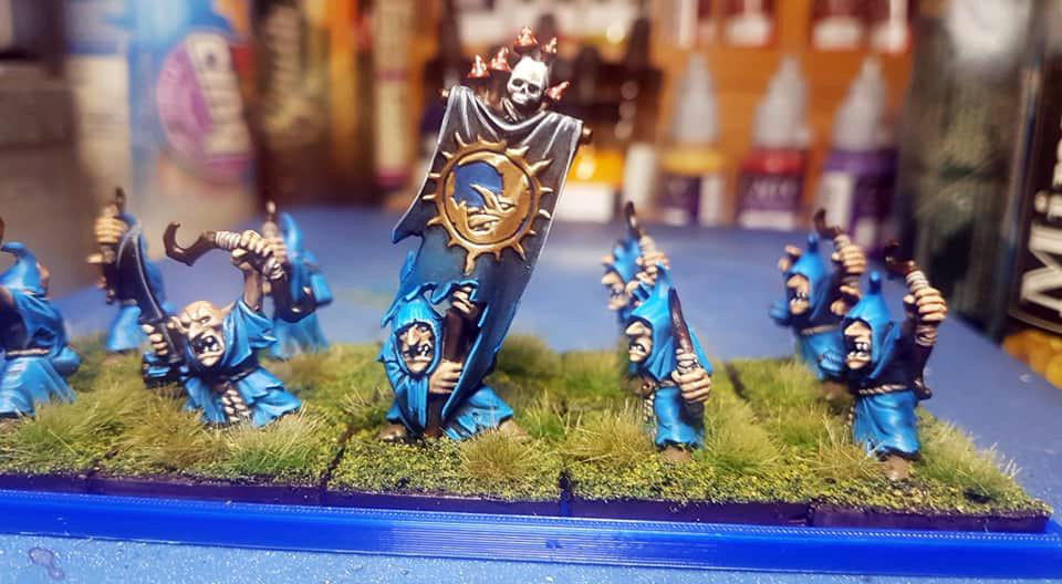 Warhammer Goblins Archers