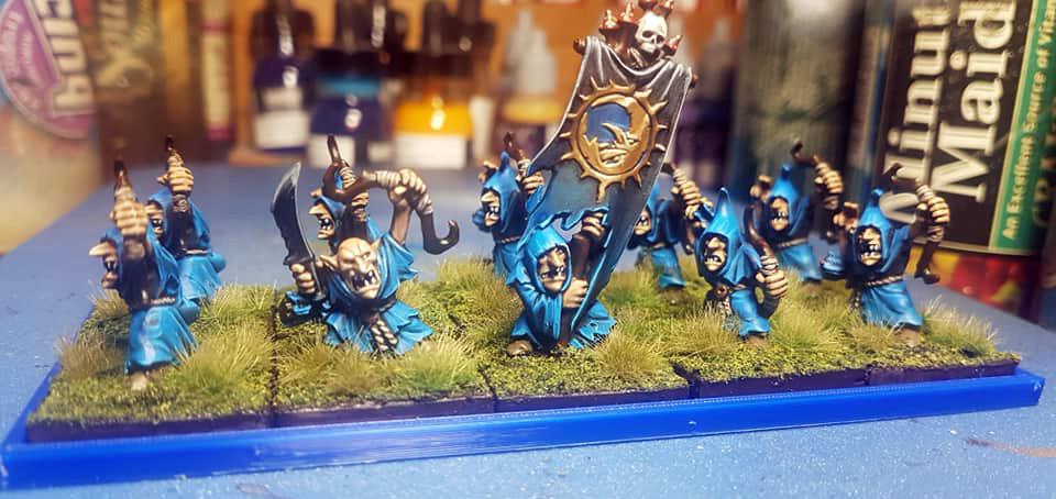 Warhammer Goblin Shootas