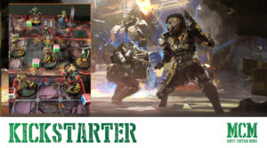 Legions of Steel: Operation Anvil on Kickstarter