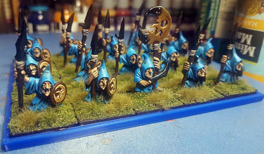 Warhammer Goblins Spearmen