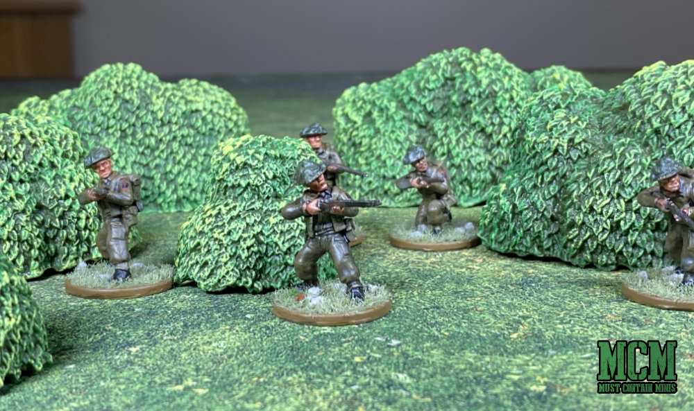 Monster Scenery: Bushes Review - Bolt Action Miniatures