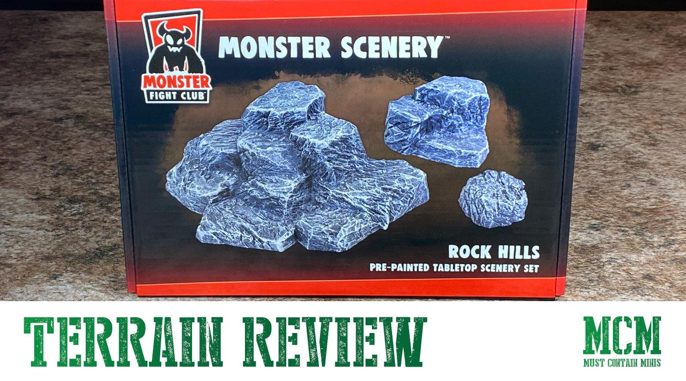 Monster Scenery: Rock Hills Review – Game Terrain