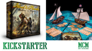Blood & Plunder: Raise the Black Kickstarter