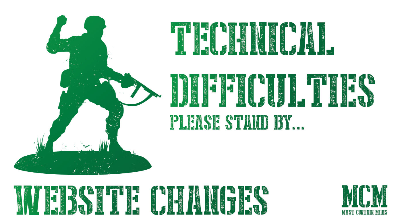 Technical Difficulties – Fixes in Progress