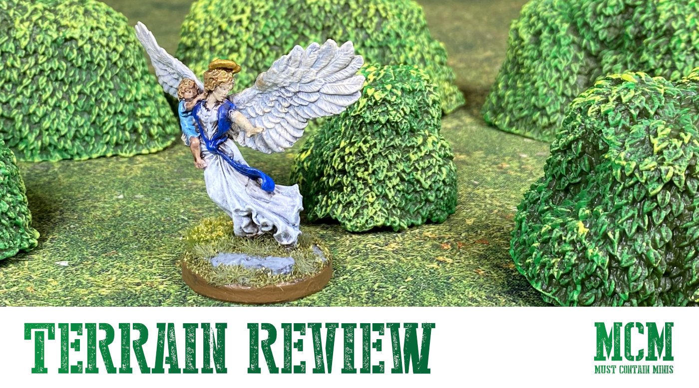 Monster Scenery: Bushes Review – Game Terrain